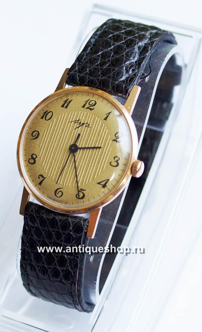 edb455aebc70 Мужские наручные золотые часы