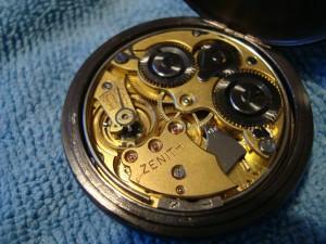 Zenith заказать часы в Юбилейном. Часы хронограф