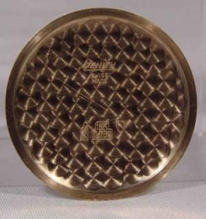 7de3b697e34b Золотые мужские наручные часы ZENITH. Костюмная классика Антикварный  интернет магазин