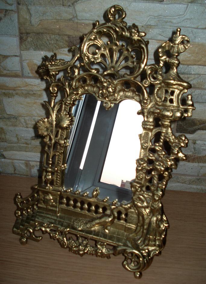 старинные зеркала фото