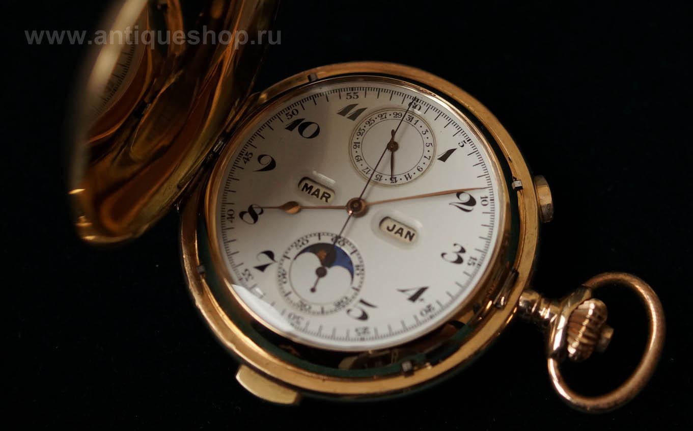 Куплю часы карманные репетир купить часы сваровски в краснодаре